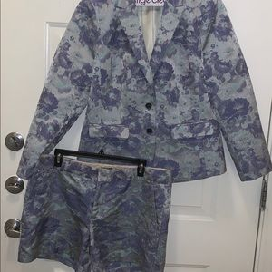 Shorts Suit Hot for Fall Suit Jacket w/h Shorts 12